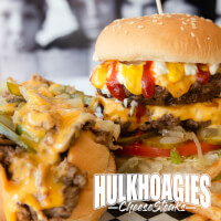 Hulk Hoagies Cheese Steaks